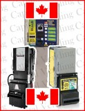 Canadian Unitec Wash Select 2 Validator Upgrade - Mars Validators