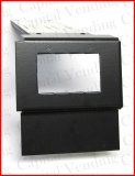 Wide mouth slide plate for BC9, 11, 12, 20, 25 and 1200 for validators with a metal mask