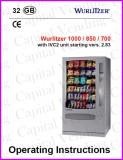 Wurlitzer snack vendors 1000 850 700 (102 pages)