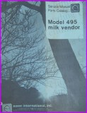 Rowe Model 495 Milk Vendor