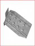 Metal coin chute for AP6000 & 7000