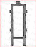 Mag series intermediate frame - recommended for B series as well