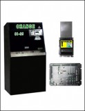 Rowe 3 Hopper Changer with Mars MEI Validator and Capital Vending Control Board Kit - accepts $1-$5