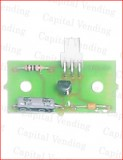 Temp. sensor board for NV 474