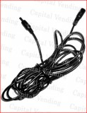 Extension harness for 12vdc led strips - 50 inches