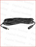 Extension harness for 12vdc led strips - 600 inches 50 ft
