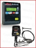 USA Technologies telemeter with credit card reader