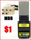 Refurbished validator with harness MDB  $1
