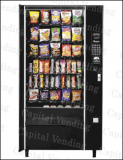 Automatic Products Refurbished Glass Front Snack Machine - AP LCM3