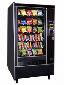 Automatic Products Refurbished Snack/Candy Machine - Studio