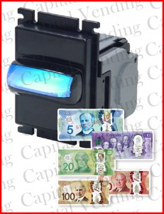 Canadian ICT L70 Bill Validator