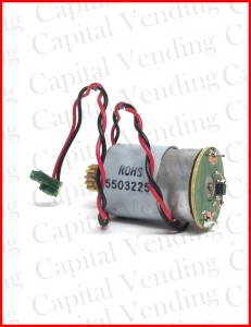 Motor for American Changer Green Stripe Hopper