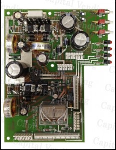 Rowe Power Supply Board BC3500 double dump