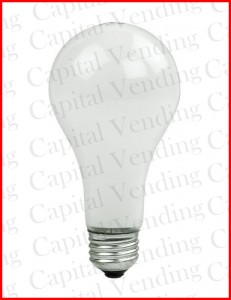 4x Replacement Heater Bulb for Capital Vending Heating and Cooling Kits