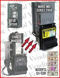 American Changer Validator Update Kit - Coinco B or BAB to Mars MEI Series 2000