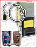 Universal Validator Installation Kit for Single Price Soda & Snack Vending Machines