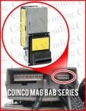 Unitec Wash Select 2 Validator Upgrade - Coinco and Mars Validators